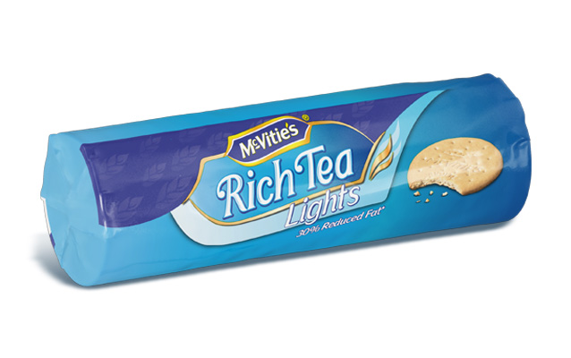 McVitie's Rich Tea Lights 300g