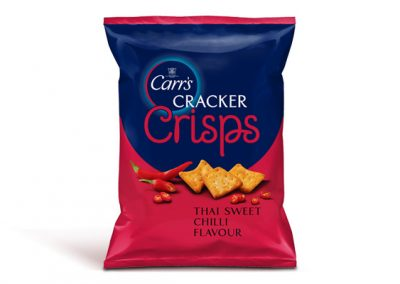 Carr's Cracker Crisps Sweet Chilli 150g