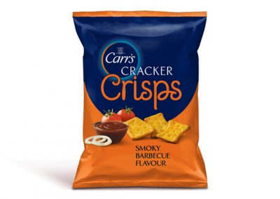 Carr's Cracker Crisps Smoky Barbecue 150g
