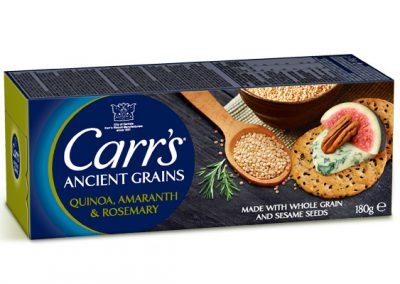 Carr's Ancient Grains Rosemary 180g