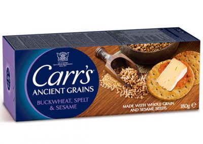 Carr's Ancient Grains Sesame 180g
