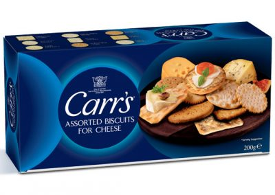 Carr's Biscuits for Cheese 200g