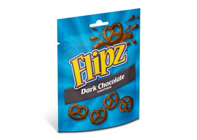 Flipz Pretzels Dark Chocolate 141g