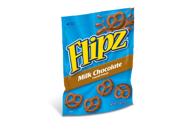 Flipz Pretzels Milk Chocolate 141g