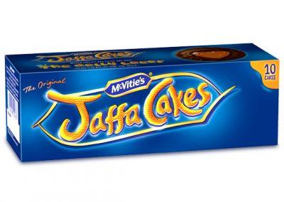 McVitie's Jaffa Cakes 122g