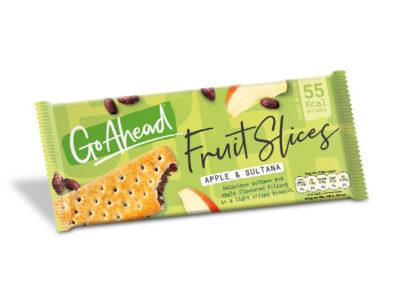 GoAhead Crispy Slices Apple 261,6g
