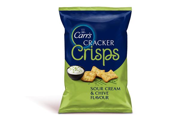 Carr's Cracker Crisps Sour Cream & Chive 150g