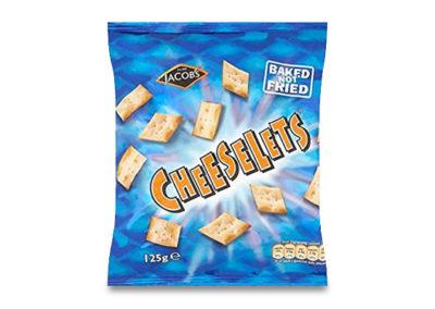 McVitie's Cheeselets 125g