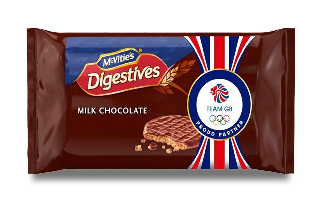 McVitie's Digestive Milk Chocolate Twinpack 2×316g