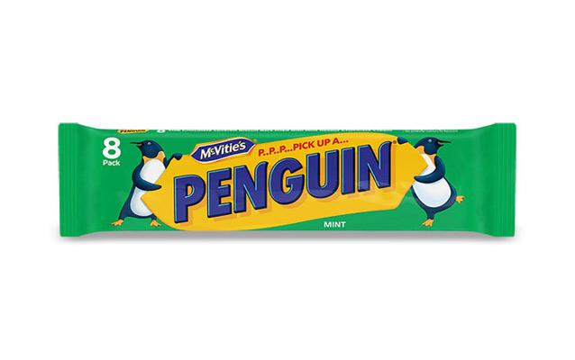 McVitie's Penguin Mint 16x6x24,6g